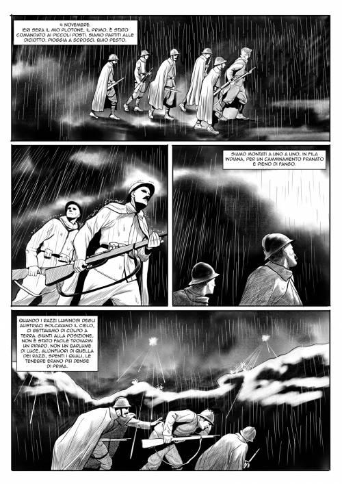 Il fumetto di Benito Mussolini  2