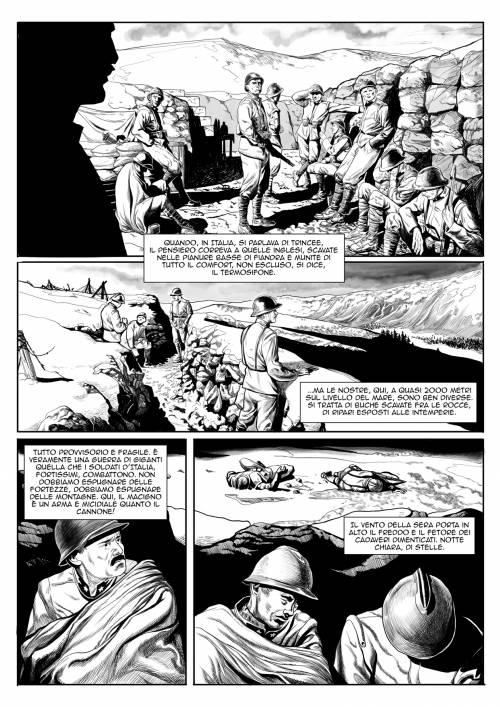Il fumetto di Benito Mussolini  5