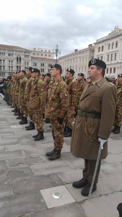 La preparazione della parata del 4 novembre 7