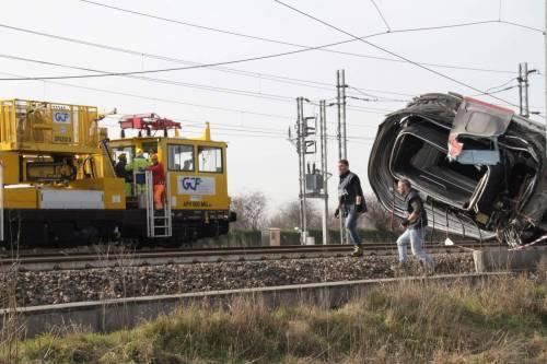 Frecciarossa deragliato, riaperta linea alta-velocità Milano-Bologna