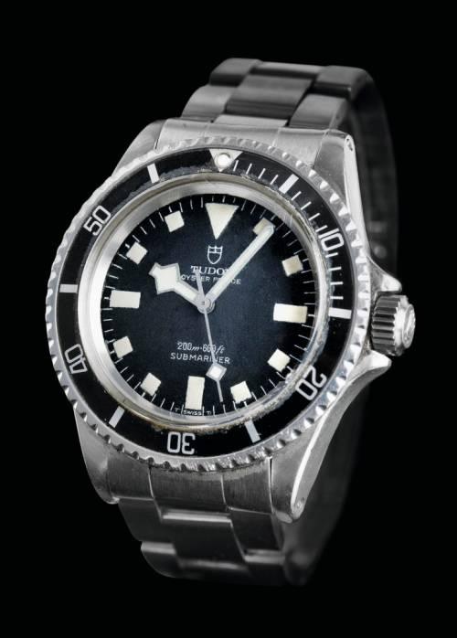 Tudor, tra subacquei e crono