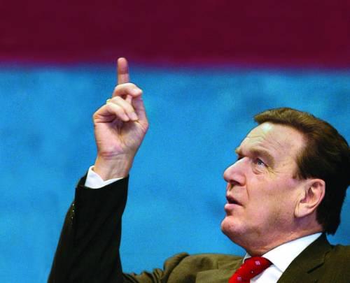Crolla Schröder, Germania al voto anticipato