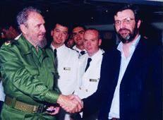«Cuba viola i diritti Claudio protesti con l'amico Fidel»