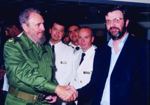 Centrosinistra spaccato in nome di Fidel Castro