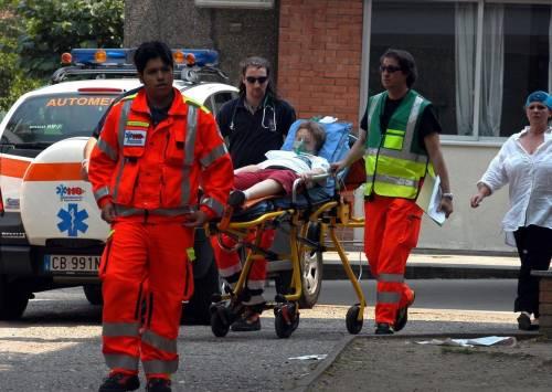 Malore «misterioso» in chiesa 42 bimbi ricoverati in ospedale