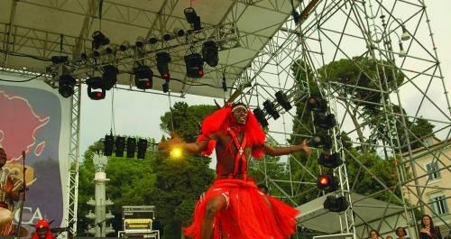 Africa, musica contro l'ingiustizia