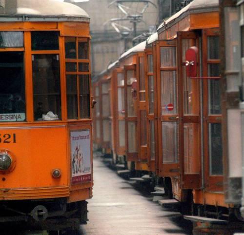 Sciopero    Cobas per tram  e metrò