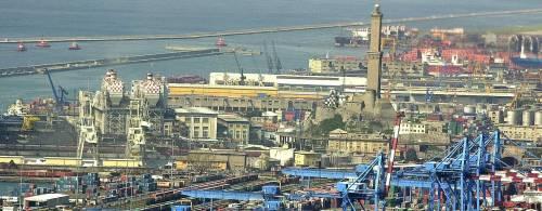 Il porto di Genova allunga le banchine fino a Milano