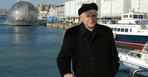 La promessa del Papa: «Vengo in Liguria»