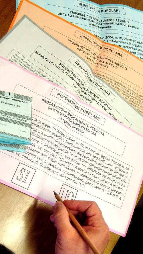 Referendum, vademecum per chi va a votare