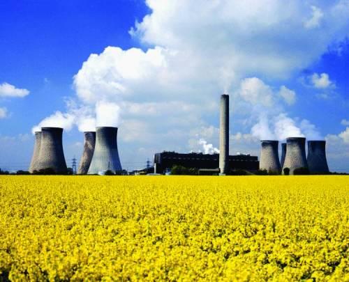 LA SFIDA DELL'ENERGIA Atomo vuole dire sviluppo