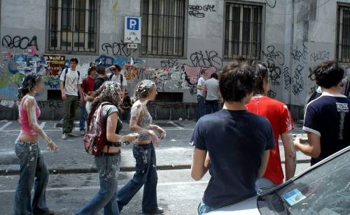 La protesta dei baristi: «No ai ticket da lunedì»