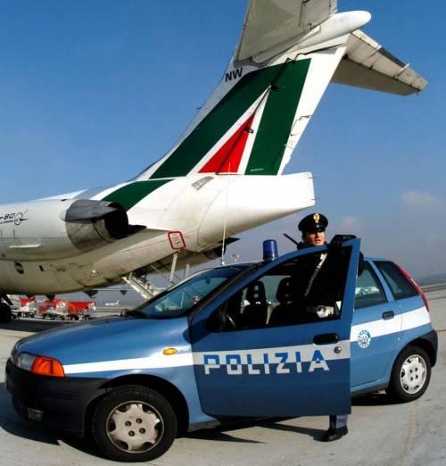 Presunto terrorista Paura sul volo Vip