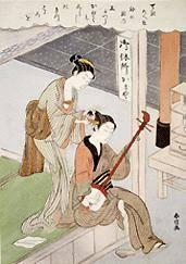 Vita quotidiana con il kimono