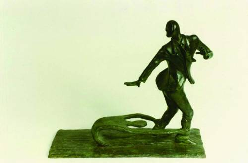 Quadri, sculture e installazioni con la firma degli architetti