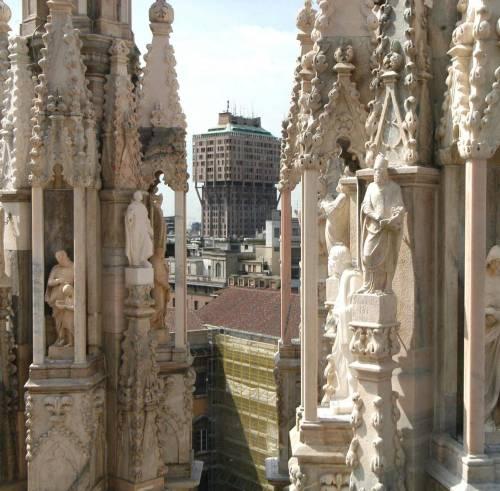 Duomo, viaggio fra le statue restaurate