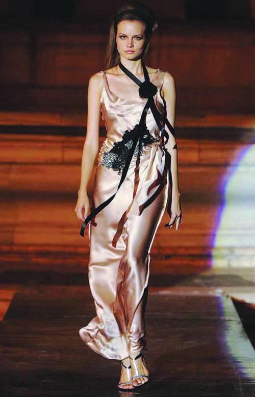 Moda, omaggio a Roma di Alberta Ferretti