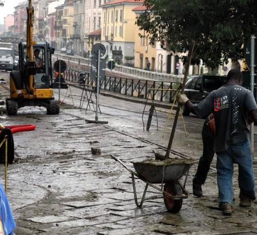 Lavori in Darsena Dopo le polemiche aprono i cantieri