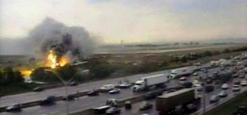 Airbus in fiamme: tutti salvi i 297 passeggeri