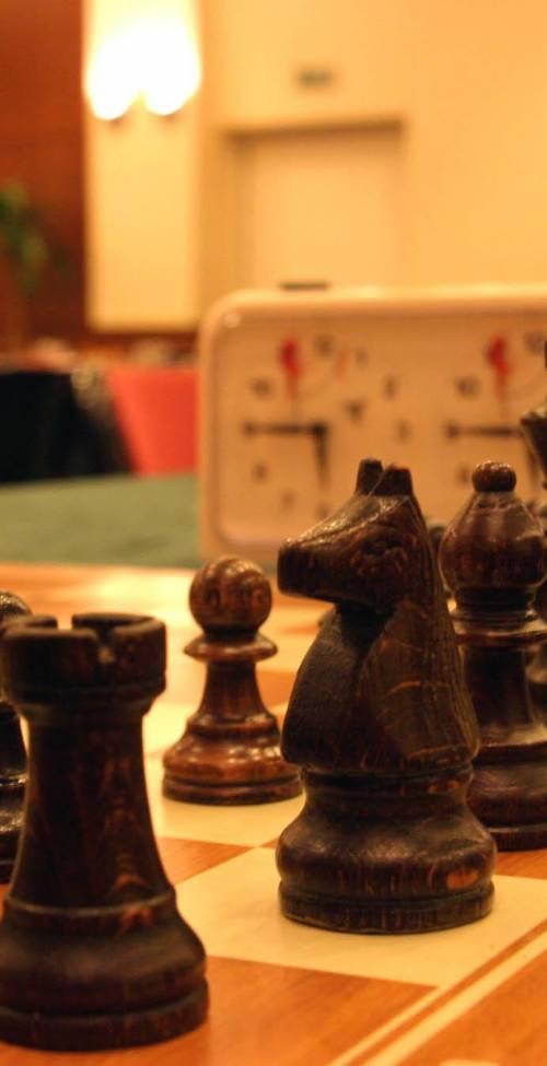 Un Maestro di dodici anni all'internazionale di scacchi