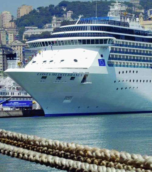 Crociere, Genova retrocessa