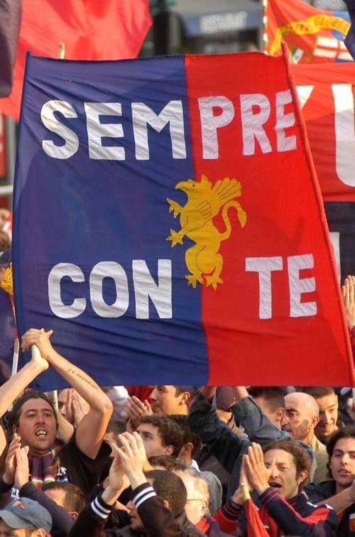 Genoa in alto mare i tifosi s'aggrappano al sommergibile Toti