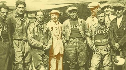 Il pilota «lattuga» che fondò la Guzzi