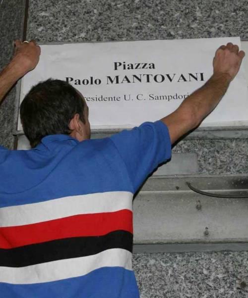 Perché via Mantovani non viene segnalata?