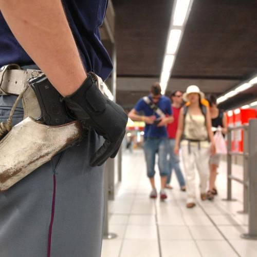 Terrorismo Il 23 prova anti-attacco a Cadorna