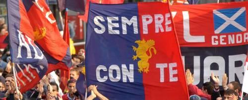 La partita del Genoa si giocherà in Gradinata
