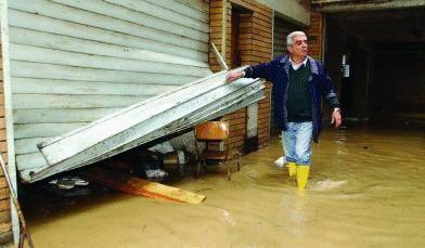 Alluvioni, troppe case a rischio