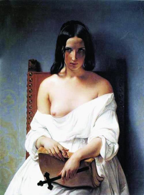 I pittori romantici e i macchiaioli scoperti da Mazzini