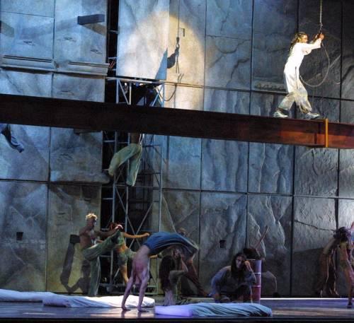 Esmeralda e il Gobbo, rivive la favola di Notre Dame de Paris