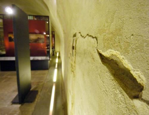 Il Museo simbolo  delle crepe di Genova