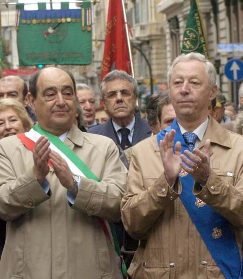 L'Unione brinda a Prodi e già litiga sul post-Pericu