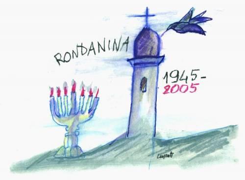 A Rondanina quattro «Giusti tra le Nazioni»