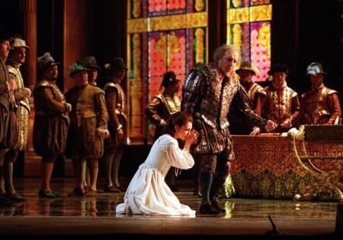 Musiche per balletti proposte  dalla Orl
