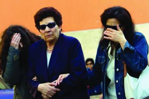La sorella della vittima: «Hanno tradito i nostri concittadini»
