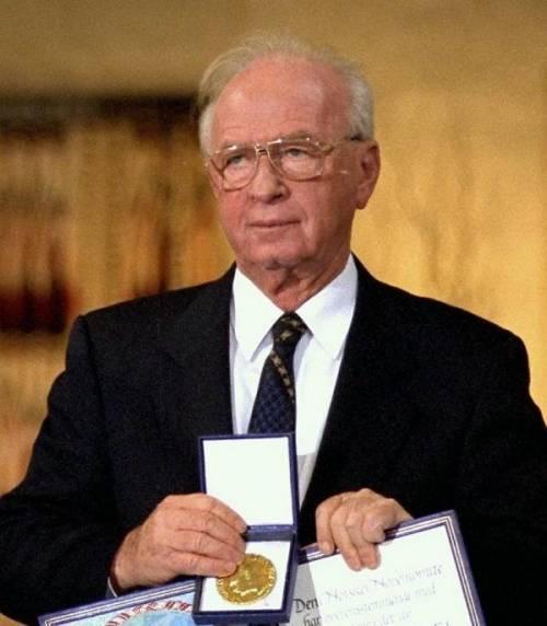 Il Comune è pronto a dedicare una via a Rabin