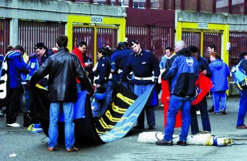 Inter battuta: i nerazzurri ammainano le bandiere