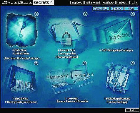 Posta elettronica supersegreta con i software crittografici