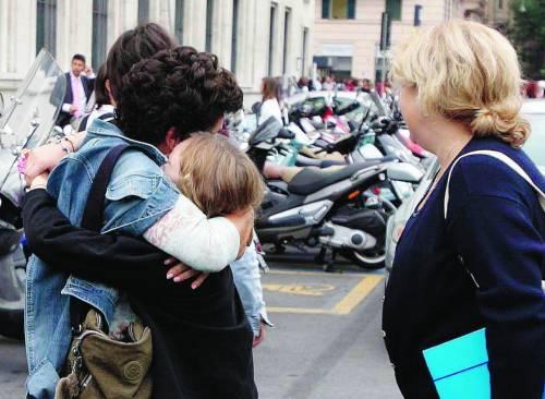 I carabinieri convocano il «nonno» di Maria
