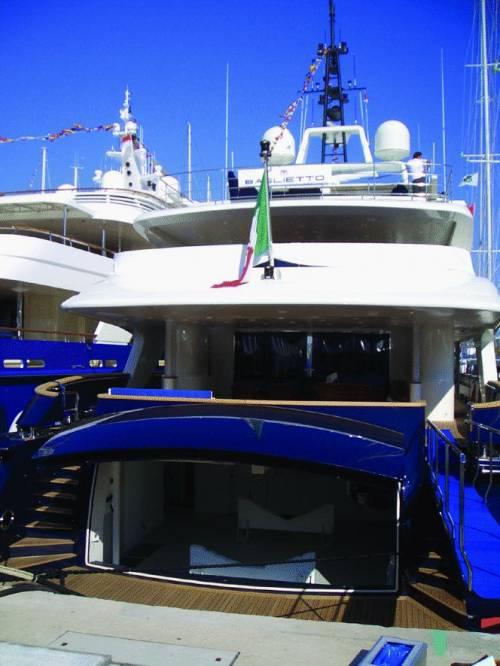Barca da sogno targata Liguria