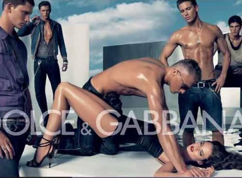 Pubblicità choc, tutti contro Dolce e Gabbana