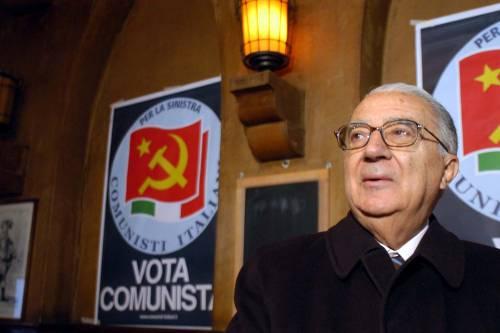 Cossutta, il comunista amico di Cossiga