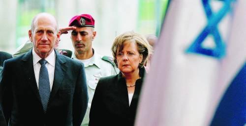 Olmert invita gli arabi a una conferenza di pace