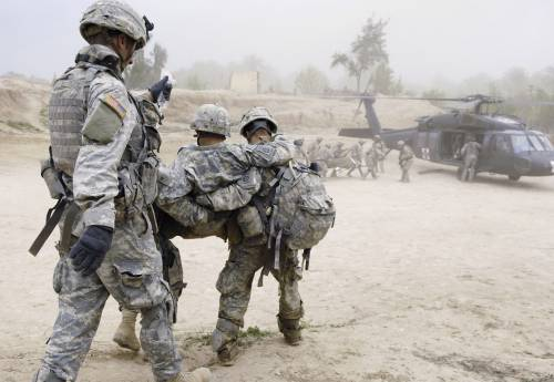 Irak, battaglia tra marines e miliziani di Sadr
