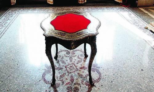 IL FANTASMA DEL MUSEO È «tornata» la contessa Lydia