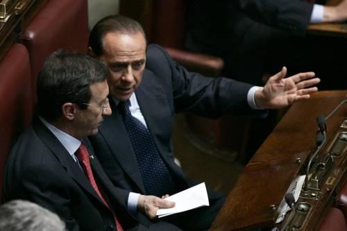 """Berlusconi e i leader Cdl: """"Emergenza democratica, vano l'appello di Napolitano"""""""