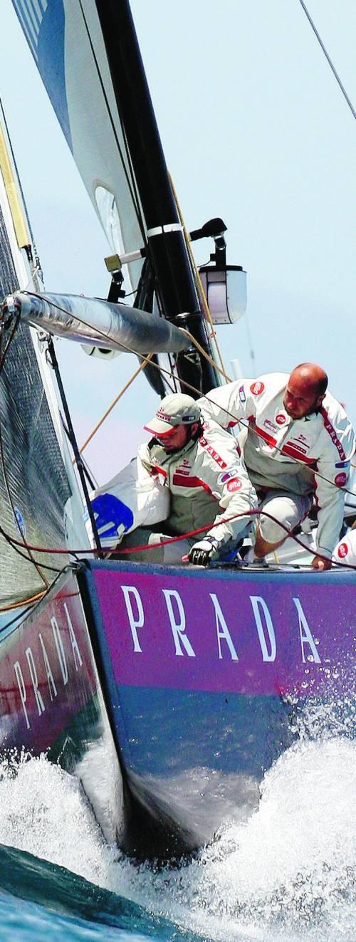 Luna Rossa verso il cappotto Kiwi a una regata dal trionfo